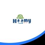 ark-mediaさんの不動産ポータルサイト運営会社「Hoomy」のロゴへの提案