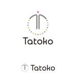 sazukiさんの「株式会社Tatoko」の会社ロゴへの提案