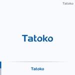 RIKU5555さんの「株式会社Tatoko」の会社ロゴへの提案