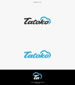hinotoriさんの「株式会社Tatoko」の会社ロゴへの提案