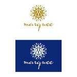 nAt6さんの飲食店 「marquee」の ロゴへの提案