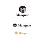 K-digitalsさんの飲食店 「marquee」の ロゴへの提案