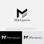 drkigawaさんの飲食店 「marquee」の ロゴへの提案