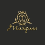 anne_coさんの飲食店 「marquee」の ロゴへの提案