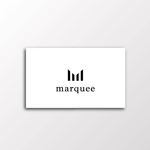 red3841さんの飲食店 「marquee」の ロゴへの提案