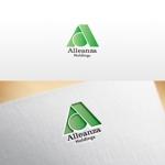 REVELAさんのアレンザホールディングス株式会社「Alleanza Holdings」の会社ロゴマークへの提案