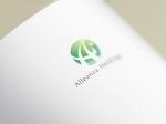 weborgさんのアレンザホールディングス株式会社「Alleanza Holdings」の会社ロゴマークへの提案