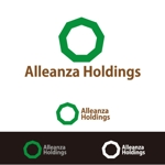 kora3さんのアレンザホールディングス株式会社「Alleanza Holdings」の会社ロゴマークへの提案