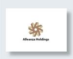 zen634さんのアレンザホールディングス株式会社「Alleanza Holdings」の会社ロゴマークへの提案