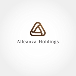cazyさんのアレンザホールディングス株式会社「Alleanza Holdings」の会社ロゴマークへの提案