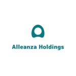Jh001さんのアレンザホールディングス株式会社「Alleanza Holdings」の会社ロゴマークへの提案