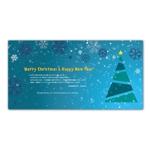 noraya_jrさんのクリスマス&年賀カードのデザイン依頼への提案