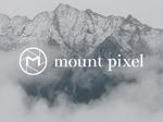 honatata_029さんの「mount pixel」のロゴ への提案