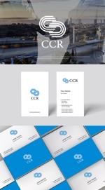 Karma_228さんのネット販売事業「CCR」のロゴ作成への提案