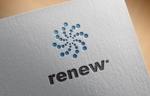 FISHERMANさんの新会社「renew」のロゴ ~磨き・再生の内装業~への提案
