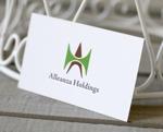 otandaさんのアレンザホールディングス株式会社「Alleanza Holdings」の会社ロゴマークへの提案