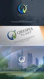 NJONESさんの株式会社クレスピアの会社ロゴへの提案
