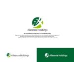 hope2017さんのアレンザホールディングス株式会社「Alleanza Holdings」の会社ロゴマークへの提案