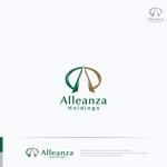 RIKU5555さんのアレンザホールディングス株式会社「Alleanza Holdings」の会社ロゴマークへの提案