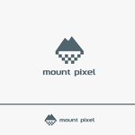 rgm_mさんの「mount pixel」のロゴ への提案