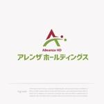 mg_webさんのアレンザホールディングス株式会社「Alleanza Holdings」の会社ロゴマークへの提案