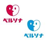 adtomさんのコミュニケーション(SNS)モバイルアプリケーションのロゴ(複数の人格・リアルに会った人)への提案