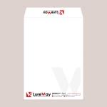 ichimaruyonさんのITの会社で使用する封筒のデザインへの提案