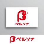 White-designさんのコミュニケーション(SNS)モバイルアプリケーションのロゴ(複数の人格・リアルに会った人)への提案