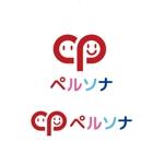 saki8さんのコミュニケーション(SNS)モバイルアプリケーションのロゴ(複数の人格・リアルに会った人)への提案