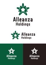 jupiter_hipさんのアレンザホールディングス株式会社「Alleanza Holdings」の会社ロゴマークへの提案