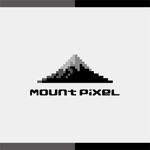 ayana272さんの「mount pixel」のロゴ への提案