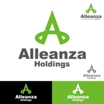 kojideins2さんのアレンザホールディングス株式会社「Alleanza Holdings」の会社ロゴマークへの提案