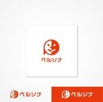 yamana_designさんのコミュニケーション(SNS)モバイルアプリケーションのロゴ(複数の人格・リアルに会った人)への提案