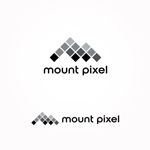 fujiseyooさんの「mount pixel」のロゴ への提案