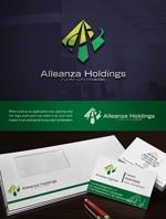 Yusuke1402さんのアレンザホールディングス株式会社「Alleanza Holdings」の会社ロゴマークへの提案