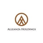 sumii430さんのアレンザホールディングス株式会社「Alleanza Holdings」の会社ロゴマークへの提案