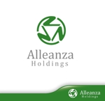 hiko-kzさんのアレンザホールディングス株式会社「Alleanza Holdings」の会社ロゴマークへの提案