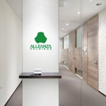 chapterzenさんのアレンザホールディングス株式会社「Alleanza Holdings」の会社ロゴマークへの提案
