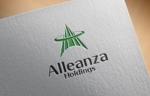 FISHERMANさんのアレンザホールディングス株式会社「Alleanza Holdings」の会社ロゴマークへの提案