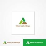 yamana_designさんのアレンザホールディングス株式会社「Alleanza Holdings」の会社ロゴマークへの提案