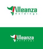 serve2000さんのアレンザホールディングス株式会社「Alleanza Holdings」の会社ロゴマークへの提案