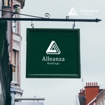 doremidesignさんのアレンザホールディングス株式会社「Alleanza Holdings」の会社ロゴマークへの提案
