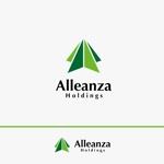 rgm_mさんのアレンザホールディングス株式会社「Alleanza Holdings」の会社ロゴマークへの提案