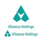 kamono84さんのアレンザホールディングス株式会社「Alleanza Holdings」の会社ロゴマークへの提案