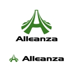 MacMagicianさんのアレンザホールディングス株式会社「Alleanza Holdings」の会社ロゴマークへの提案