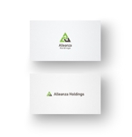 tobiuosunsetさんのアレンザホールディングス株式会社「Alleanza Holdings」の会社ロゴマークへの提案