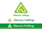 TetsuyaKanayamaさんのアレンザホールディングス株式会社「Alleanza Holdings」の会社ロゴマークへの提案