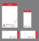 jpccleeさんのITの会社で使用する封筒のデザインへの提案