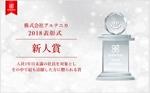 sekotakayukiさんの会社忘年会での表彰式で使用するPPTスライドテンプレートデザインの仕事への提案