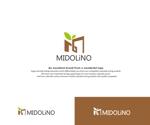 hope2017さんの新規に立ち上げる外構工事会社「MIDOLiNO」のロゴマーク作成依頼への提案